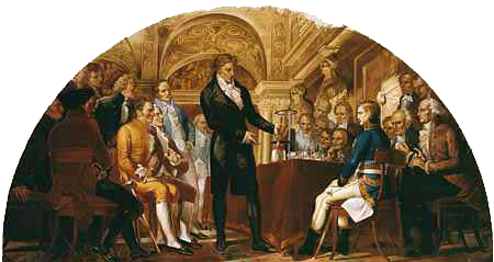 Alessandro Volta 1801