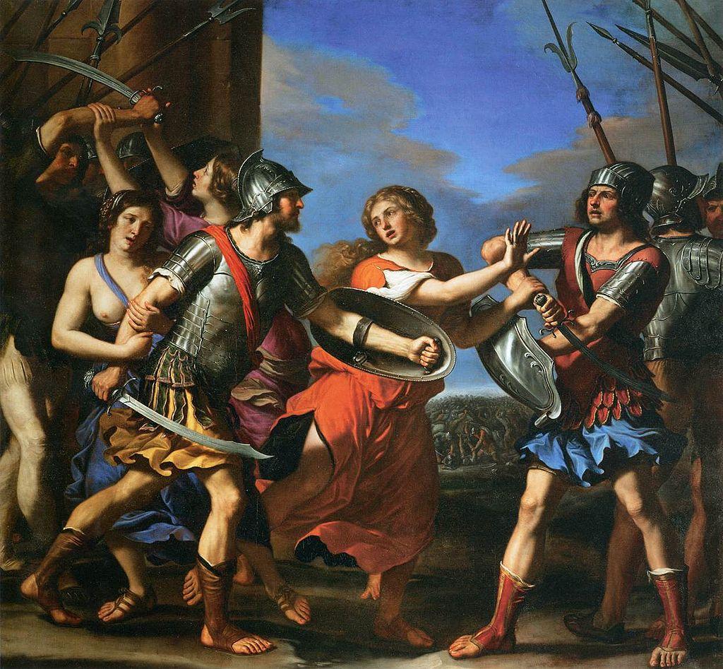 1024px-Guercino_-_Hersilia_Separating_Romulus_and_Tatius_-_WGA10944