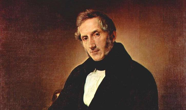 Alessandro Manzoni 1785 / Golfe Juan 1815